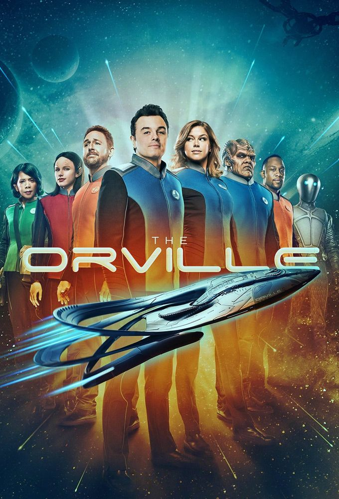 The Orville S01 E09 VOSTFR