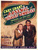 Affiche Arsenic et Vieilles Dentelles