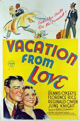 Affiche Vacation from Love
