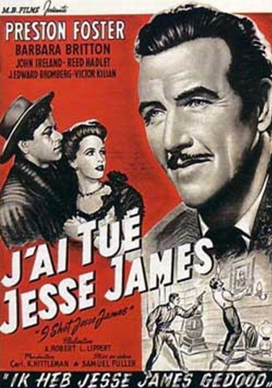 J'ai tué Jesse James (I Shot Jesse James) - 1949 - Samuel Fuller J_ai_tue_Jesse_James