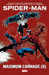 Couverture Maximum Carnage, tome 2