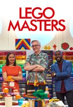 Affiche LEGO Masters