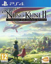 Jaquette Ni no Kuni II : L'Avènement d'un nouveau royaume