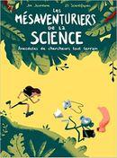 Couverture Les mésaventuriers de la science