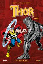 Couverture 1968 - Thor : L'Intégrale, tome 10