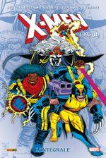 Couverture 1993 (Partie 2) - X-Men : L'Intégrale, tome 33