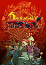 Jaquette Dragon: Marked for Death
