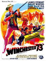 Affiche Winchester 73