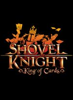 Jaquette Shovel Knight : King of Cards
