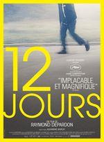 Affiche 12 jours