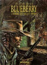 Couverture L'Homme qui valait 500 000 $ - Blueberry, tome 14