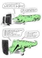 Couverture Projet Crocodiles