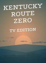 Jaquette Kentucky Route Zero : TV Edition