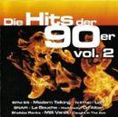 Pochette Die Hits der 90er, Volume 2
