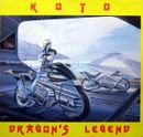 Pochette Dragon's Legend (Single)
