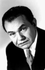Photo Edward G. Robinson