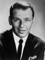 Photo Frank Sinatra
