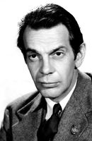 Photo Raymond Massey