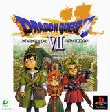 Jaquette Dragon Quest VII