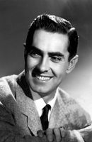 Photo Tyrone Power