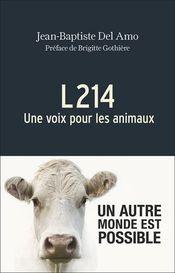 Couverture L214 : Une voix pour les animaux