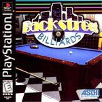 Jaquette Backstreet Billiards