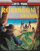 Jaquette Robinson Crusoe
