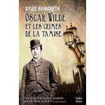 Couverture Oscar Wilde et les crimes de la Tamise