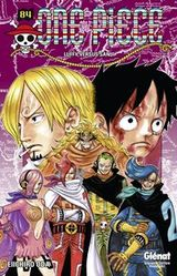 Couverture Luffy versus Sanji - One Piece, tome 84
