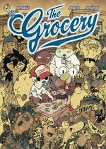 Couverture The Grocery, intégrale
