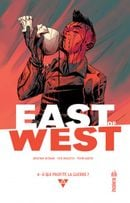 Couverture À qui profite la guerre ? - East of West, tome 4