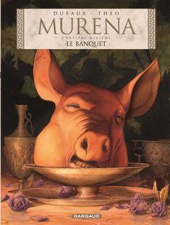 Couverture Le Banquet - Murena, tome 10
