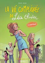 Couverture Chantage - La vie compliquée de Léa Olivier, tome 3