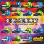 Pochette SUPER EUROBEAT presents Initial D Special Stage Original Soundtracks (OST)