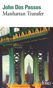 Couverture Manhattan Transfer