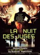Affiche La Nuit des juges