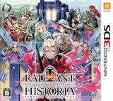 Jaquette Radiant Historia : Perfect Chronology