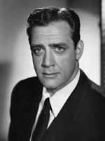Photo Raymond Burr