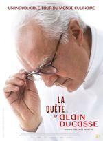 Affiche La Quête d'Alain Ducasse
