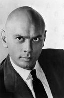 Photo Yul Brynner