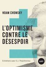 Couverture L'optimisme contre le désespoir