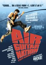 Affiche Air Guitar Nation