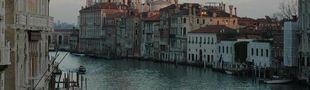 """Cover """"S'endormir doucement sur l'eau des canaux noirs dans Venise la grise..."""""""