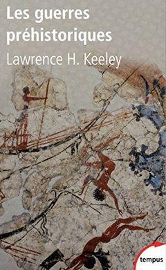Couverture Les guerres préhistoriques