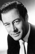 Photo Rex Harrison