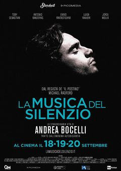Affiche The Music of Silence