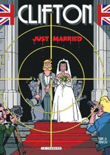 Couverture Just married - Clifton, tome 23