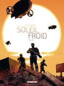 Couverture LN - Soleil Froid, tome 2
