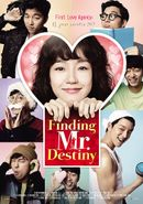 Affiche Finding Mr. Destiny