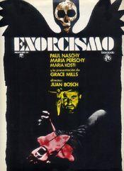 Affiche Exorcismo
